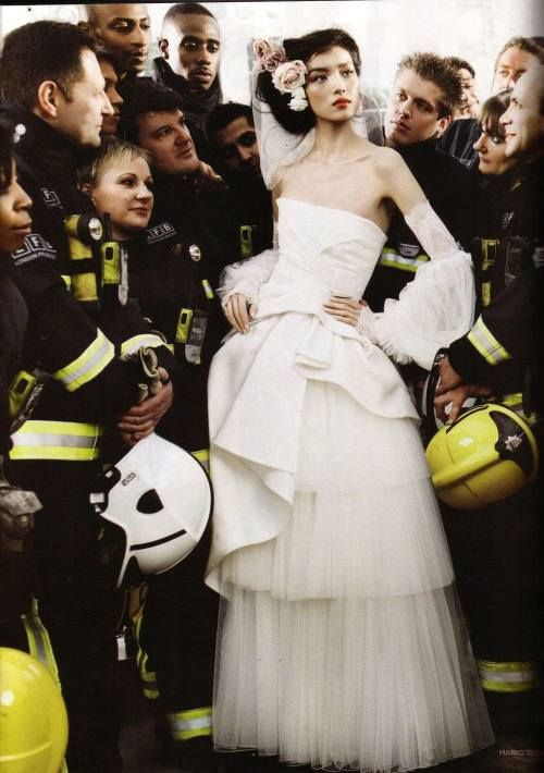 Mariage - Assortments Of Vogue Wedding Dresses (8 Photos)