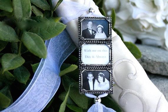 زفاف - Brides Bouquet Charm, Bridal Bouquet Charm, Wedding Bouquet Charm, Flower Bouquet Charm, Brides Bouquet, Memory Charm, Memorial Charm