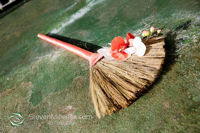 زفاف - Wedding Broom- Jumping Broom - Custom Made for You-Various Colors