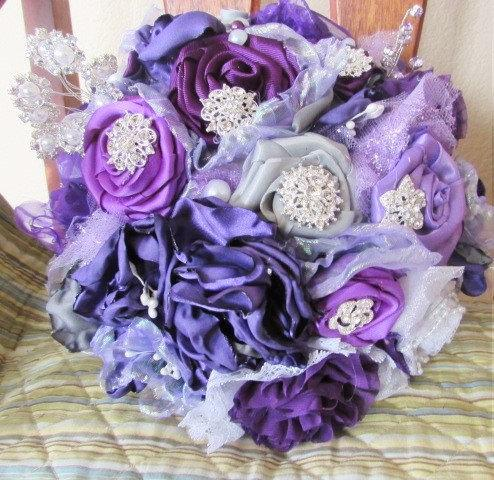 Mariage - Bouquet Package for Entire Wedding Party. Price Reduced!