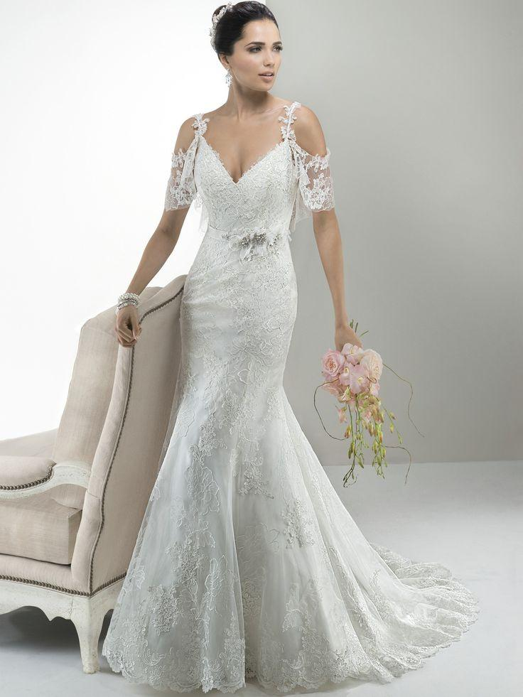 Mariage - Maggie Sottero Wedding Dresses - Style Anna 4MS966/4MS966FB