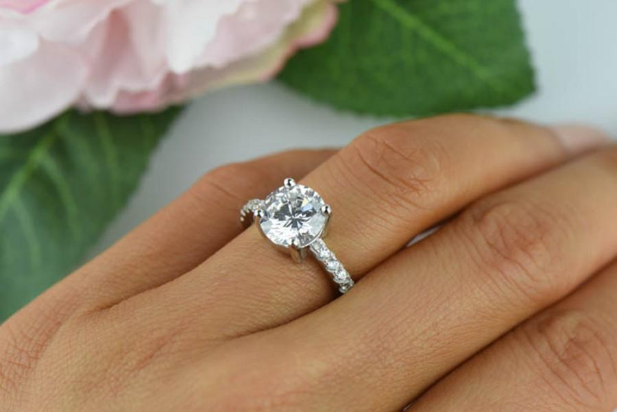 pleasant anniversary man combine made romantic item ring synthetic fine jewellry set wedding two diamond diamonds rings carat