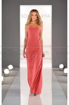Wedding - Sorella Vita Lavender Bridesmaid Dress Style 8290