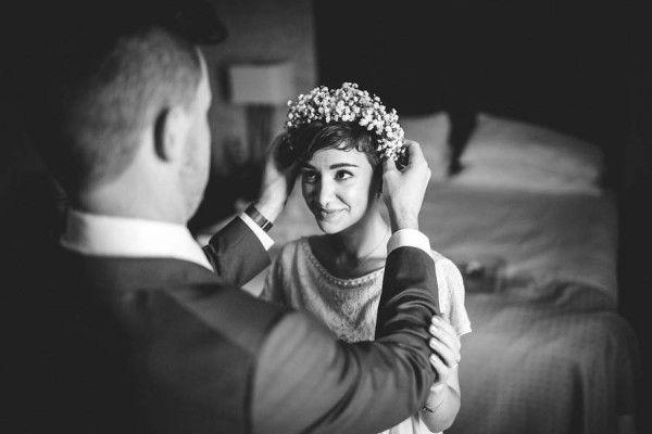 Wedding - Intimate Downtown Raleigh Wedding At The Stockroom At 230