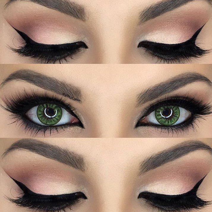Huda Kattan On Instagram U201cGorgeous Eye Makeup By @glitz_n_glam Using @morphebrushes 35N Palette ...