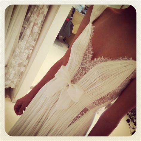 Wedding - לפני החופה: ליהי צבילינגר באינסטגרם