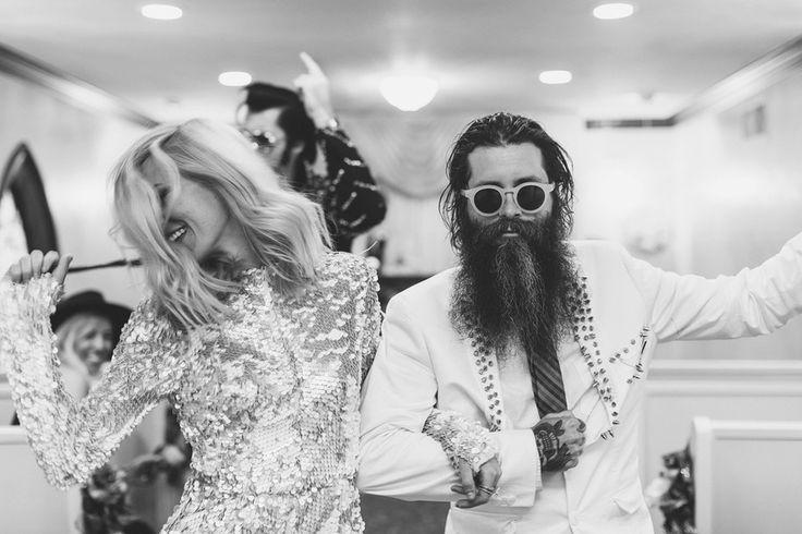 Mariage - This Isn't Your Typical Wedding Photo Series