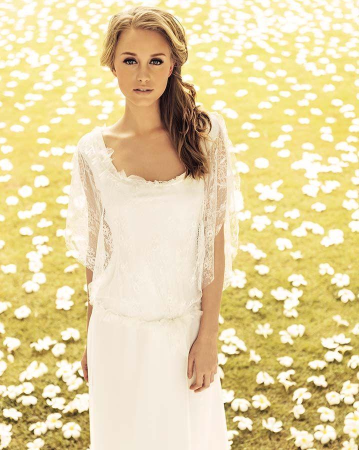 """Wedding - 15 Robes Romantiques Pour Lui Dire """"Oui"""" !"""