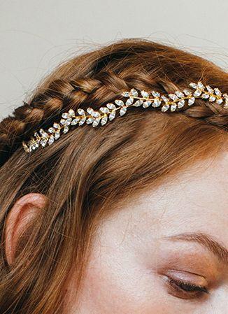 Mariage - Jennifer Behr Headpieces   A Promotion