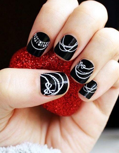 10 Simple Nail Designs For Short Nails - Nail - 10 Simple Nail Designs For Short Nails #2472432 - Weddbook