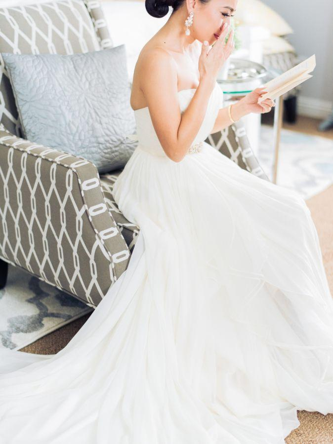 زفاف - San Juan Capistrano Wedding   Hayley Paige Sweetheart Dress