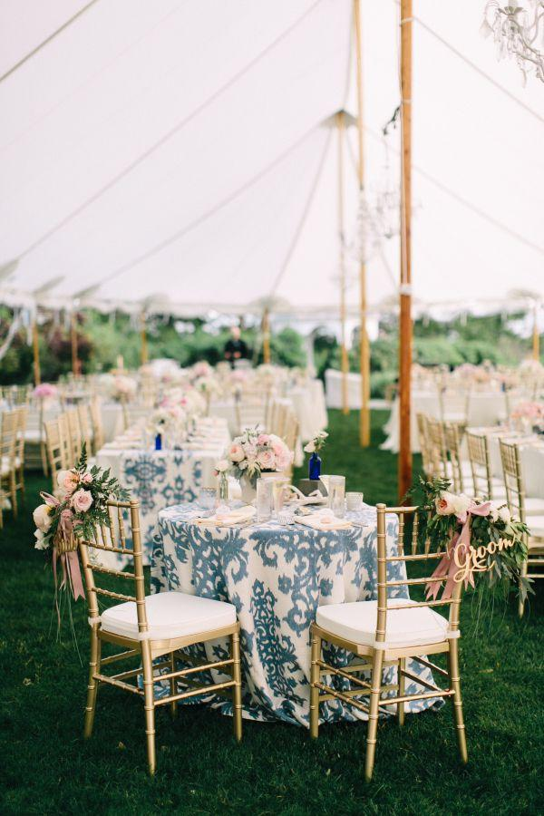 Mariage - Coastal Maine Summer Wedding At The Inn By The Sea