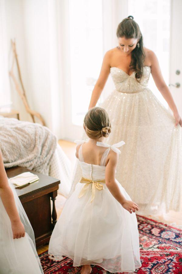 Wedding - Romantic At-Home Wedding
