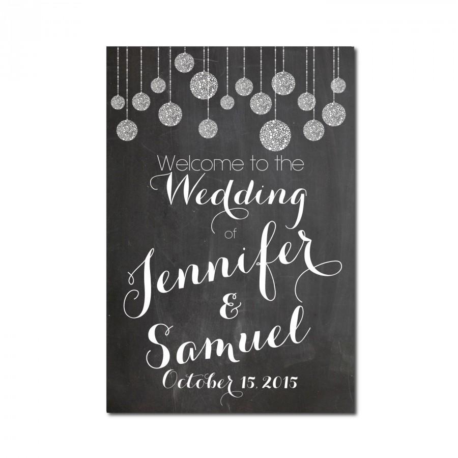 large modern chalkboard wedding sign printablechalkboard welcome  - large modern chalkboard wedding sign printablechalkboard welcome weddingsignchalkboard wedding signreception signdigital