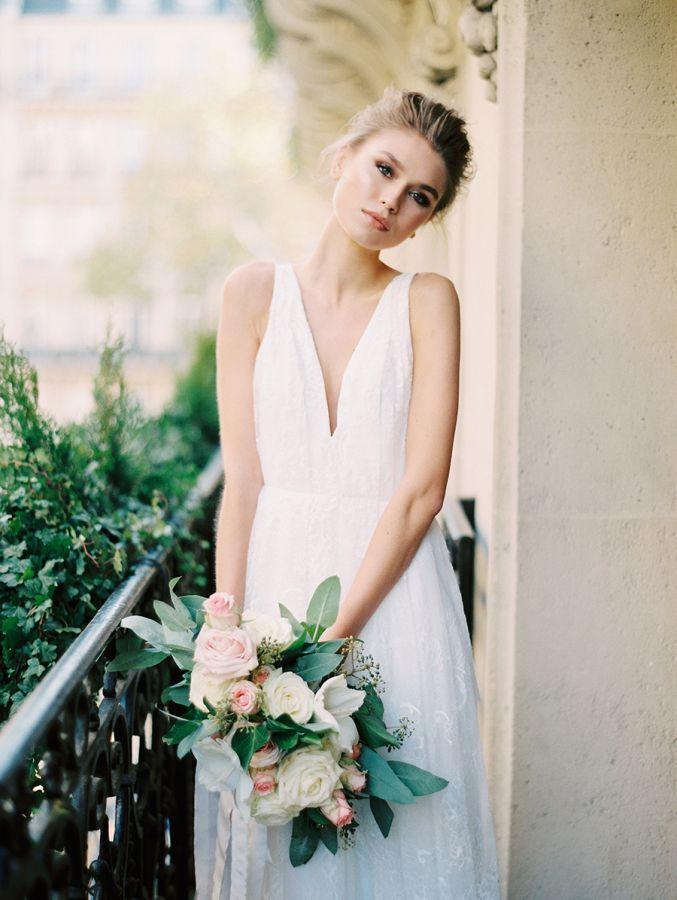 Свадьба - Luxurious Parisian Wedding Inspiration