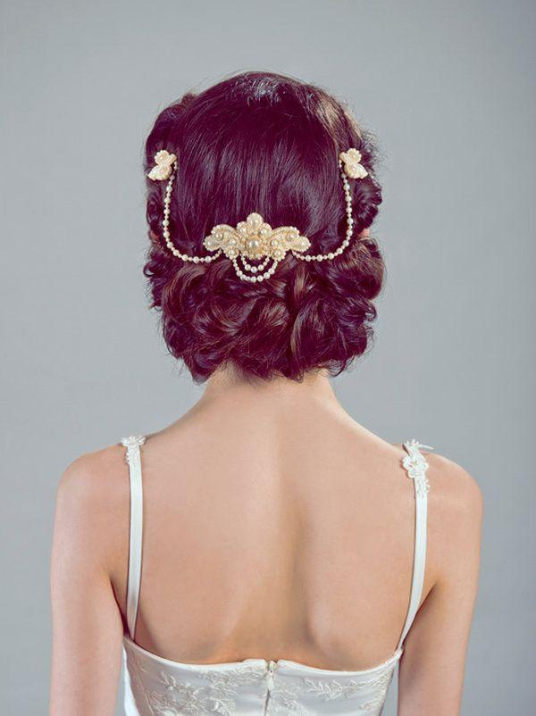 Mariage - Wedding Accessories-20 Charming Bridal Headpieces To Match With Your Hairstyles