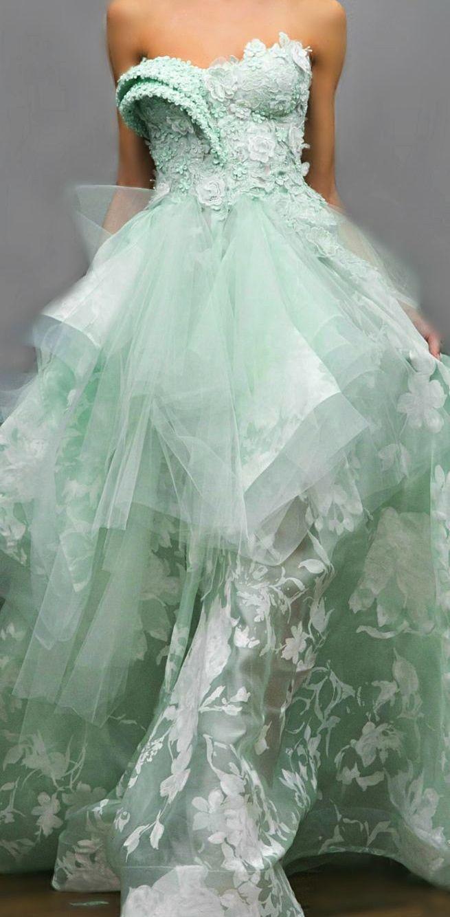 زفاف - Bustier Silk Maxi Slip
