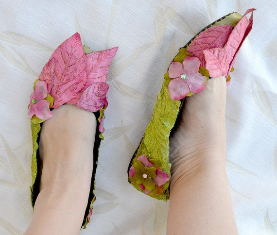 Boda - Reserved Fairy Shoes - Daisies
