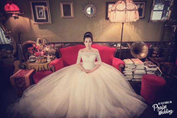 زفاف - Simple, Yet Glowing, This Bride Is A Stunning Vision!