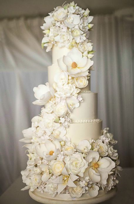 Düğün - Daily Wedding Cake Inspiration (New!)