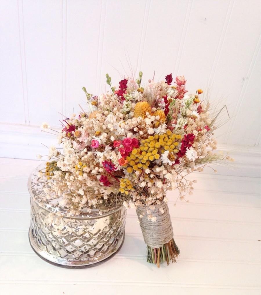 Mariage - Wildflower bouquet
