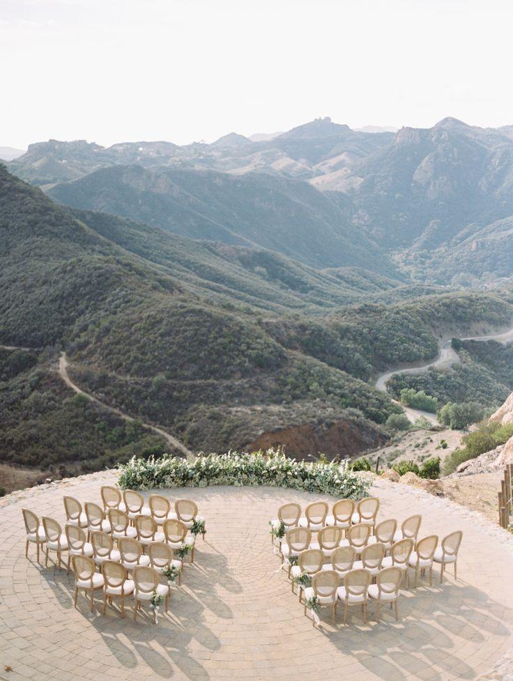 Mariage - Dreamy Malibu Fall Estate Wedding