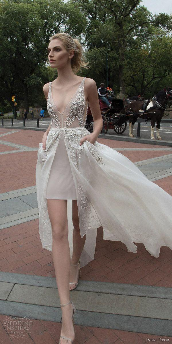 Wedding - Inbal Dror 2016 Wedding Dresses