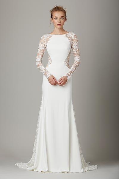 Wedding - 60 Stunning Wedding Dresses With Sleeves