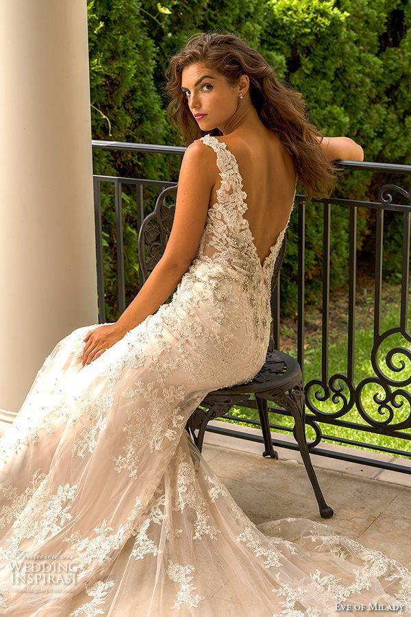Wedding - Eve Of Milady Fall 2015 Wedding Dresses