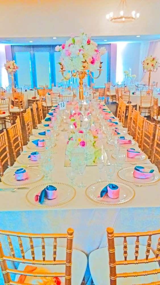 Wedding - Spring Luxury Wedding Bridal/Wedding Shower Party Ideas