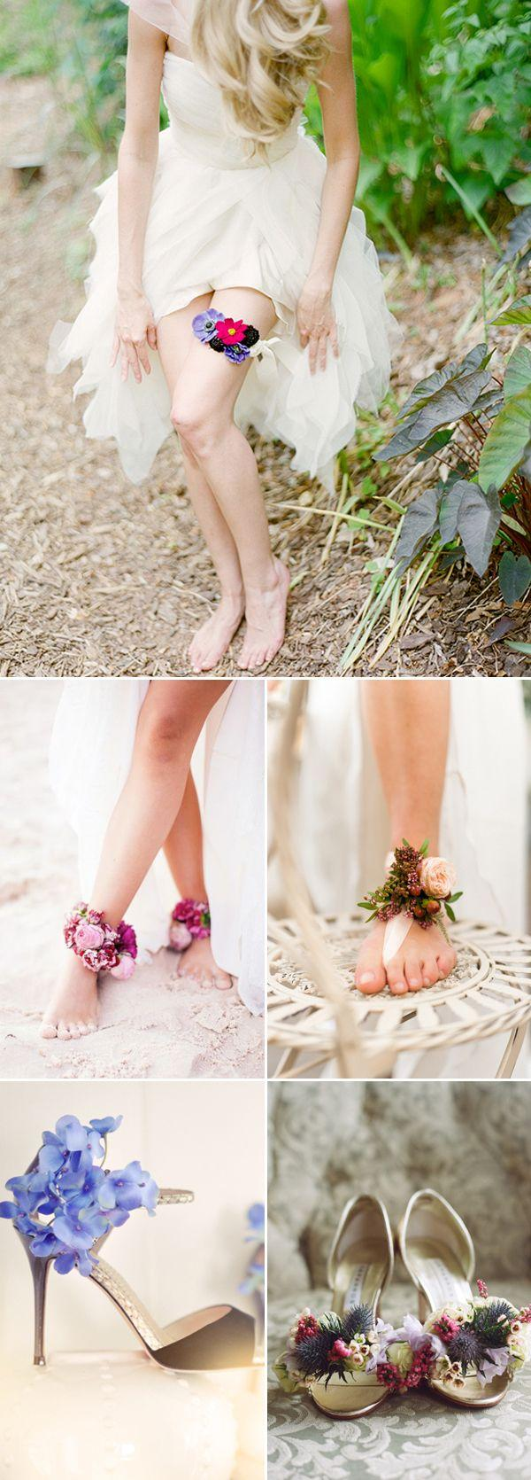 Hochzeit - 33 Beautiful Wearable Fresh Flower Ideas