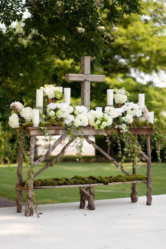 Свадьба - A Southern 'I Do' - StyleBlueprint