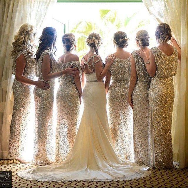 Photo sparkle bridesmaid dress long brid 2474085 for Sparkles jewelry lakewood nj instagram