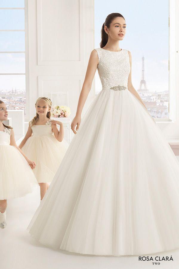 Mariage - Rosa Clará Two 2016 Wedding Dresses