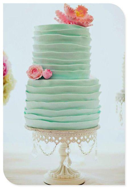 Wedding - Gorgeous Pink & Teal Modern Dol {First Birthday