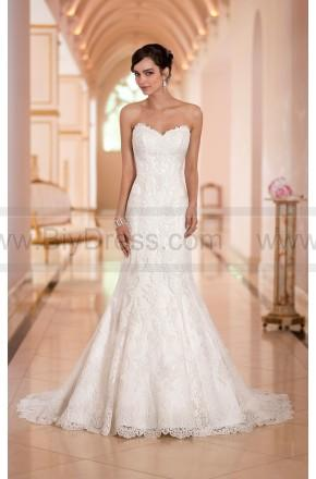 Wedding - Stella York Wedding Dress Style 5840 (Include:Crown Gloves Petticoats)