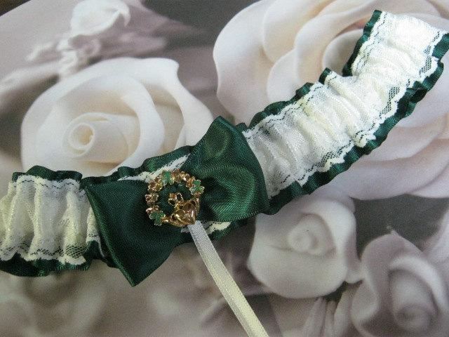 Mariage - Irish Wedding Garter