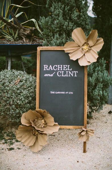 Hochzeit - Wedding Sign
