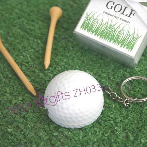 Wedding - 满月酒生日庆生派对 小卷尺ZH033钻戒钥匙扣LPGA考试满分小礼物