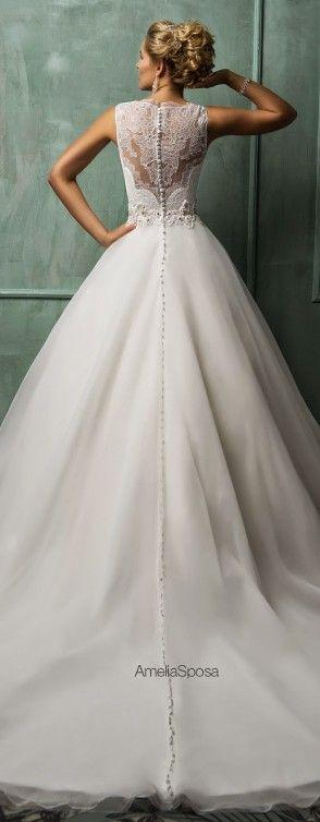 زفاف - Amelia Sposa 2014 Wedding Dresses