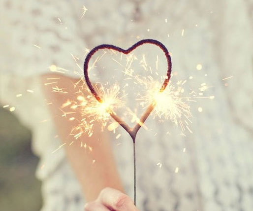 Hochzeit - Heart Shaped Sparklers/ Heart Sparklers/ Wedding Sparklers/ 90 Second Sparklers/ Sparklers for great photos/ 6 PCS per pack