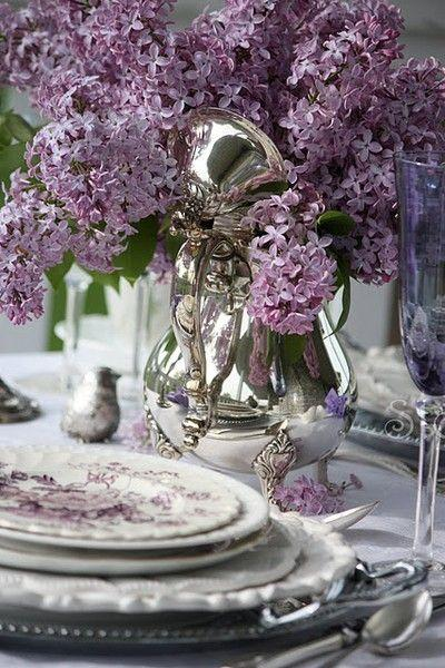 Wedding - C O L O R  {Passionate For Purple}