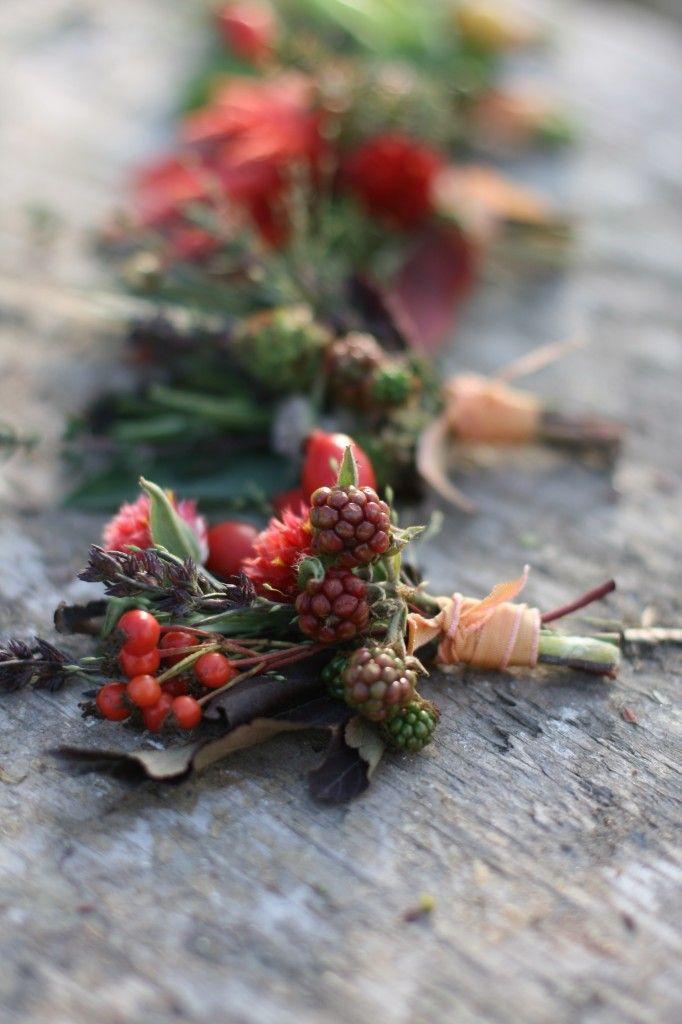 Hochzeit - Seasonal - Floret Flowers
