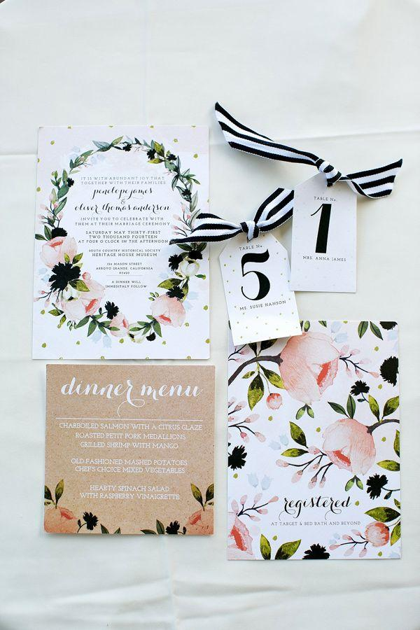 Mariage - Love Grows Wedding Inspiration