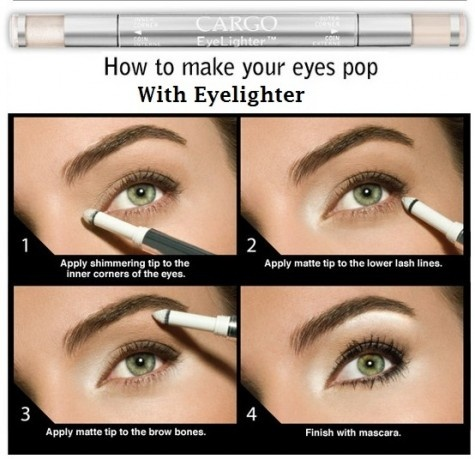 Свадьба - 8 Eye Makeup Tips For Close Set Eyes