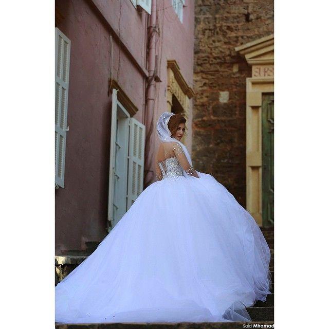 Princess Wedding Dress #7 - Weddbook