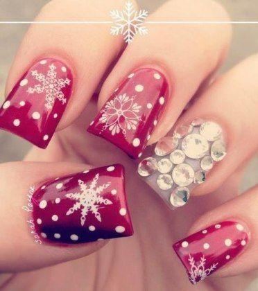زفاف - Holiday Nail Art: Get Into The Spirit!
