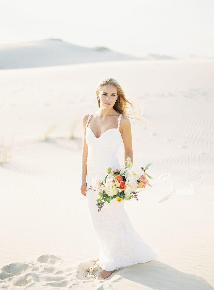 Hochzeit - Sunset Desert Elopement Inspiration