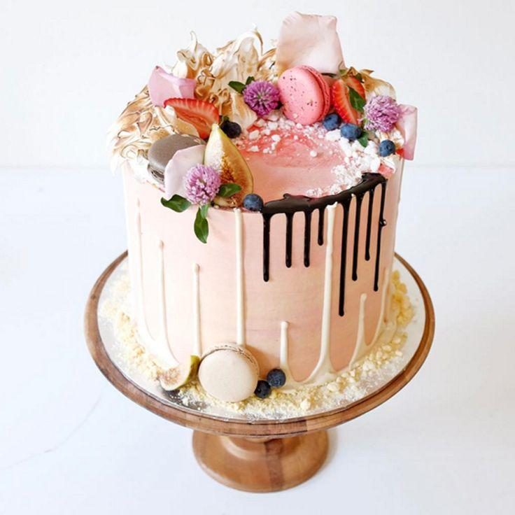 Cake The Coolest Wedding Cakes On Instagram 2476324