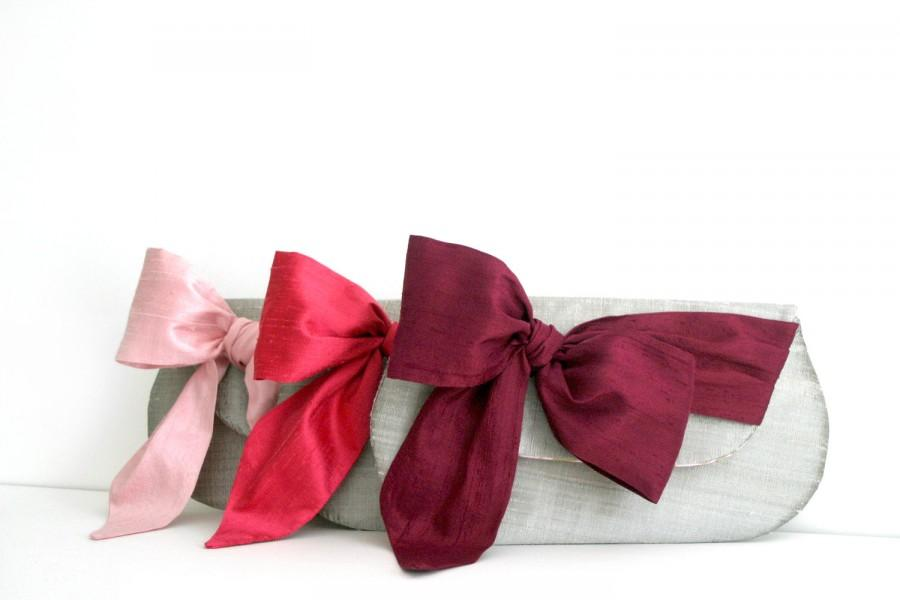 Hochzeit - Personalized bridesmaids gifts, Christmas Wedding, red, burgundy and blush